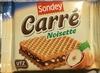 Carré noisette - Produit