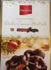 Etoiles - Coeurs - Bretzels - Chocolat noir - Product