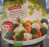 Mélange de légumes vapeur - Produit