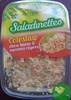 Coleslaw - Salade assaisonnée de chou et carottes râpées - Produit