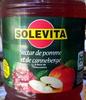 Nectar de pomme et de canneberge - Product