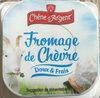 Fromage au lait de chèvre pasteurisé - Produit