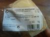 Tomme de montagne (28 % MG) - Product