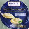 Yogurt allo zabaione - Produit