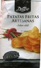 Patatas fritas artesanas sabor chili - Produit