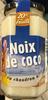 Noix de coco cuit au chaudron - Produit