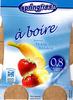 A boire parfum fraise-banane - Product