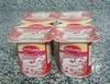 Pack iogurtes pedaços morango - Produto
