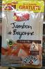 Jambon de Bayonne (opération XXL 6+1 tranche gratuite) - Produit