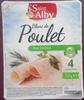Blanc de Poulet, Aux herbes (4 tranches) - Product