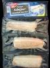 Premium Kabeljaurückenfilets ohne Haut - Produkt