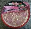 Pizza Fiambre e Queijo - Produto