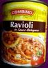 Ravioli in Sauce-Bolognese - Produit