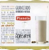 Granizado de Horchata Natural - Produit