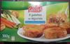 8 galette de légumes - Produit