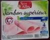 Jambon supérieur (-25 % de sel) - Prodotto