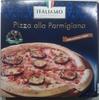 Pizza alla Parmigiana - Produit