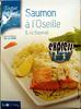Saumon à l'Oseille & riz Basmati - Product