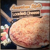 American Style Loaded Cheese Deep-Pan Pizza - Produit