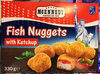 Fish Nuggets with Ketchup - Prodotto