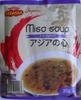 Miso soup à la japonaise - Product