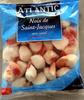 Noix de Saint-Jacques avec corail - Product