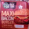 Maxi Bacon Burger - Producto