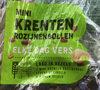 Mini krenten rozijnenbollen - Product