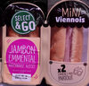 Mini jambon emmental - Product