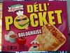 Déli' Pocket Bolognaise - Product