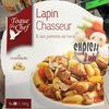 Lapin Chasseur & ses pommes de terre - Product