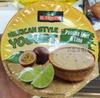 Mexican Style Yogurt Passion Fruit & Lime - Produit