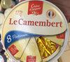 Camembert Rond Doosje 8 Porties - Product