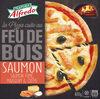 Pizza Saumon cuite au feu de bois - Produit
