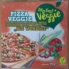 """Pizza Veggie """"Die Würzige"""" - Product"""