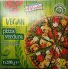 Trattoria Alfredo Pizza Deliziosa Vegan Verdura - Produkt