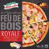 Pizza Royale cuite au feu de bois - Produit
