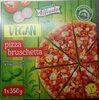 VEGANA - Pizza Bruschetta - Produkt