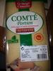 Comté Portion - Affinage 6 mois minimum au lait cru - Produit