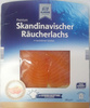 Skandinavischer Räucherlachs - Produkt