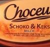 Schoko & Keks Milch - Produkt