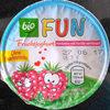 Fruchtjoghurt Himbeere mit Vanille verfeinert - Produkt