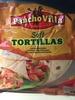 Tortillas - Prodotto