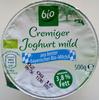 Cremiger Joghurt mild - Produkt