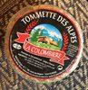 Tommette des alpes La colombiere - Produit