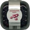 Arándanos rojos - Produit
