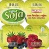 Postre de soja frutos rojos - Producto