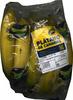 Plátano de Canarias I.G.P - Producto