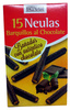 Neulas barquillos al chocolate - Producte