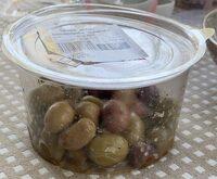 Olives et condiments cuisinés , Ean 2600165011415